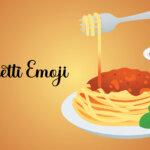 spaghetti emoji