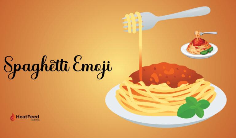 🍝 Spaghetti Emoji