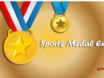 Sports medal emoji