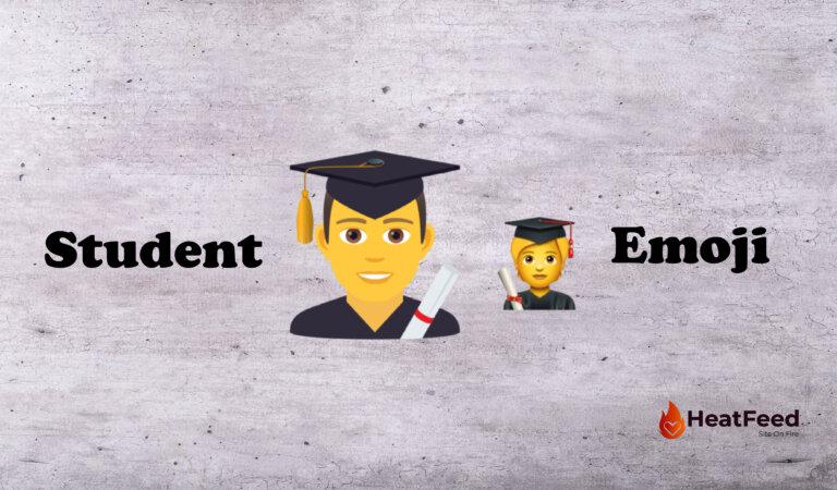 🧑🎓 Student Emoji