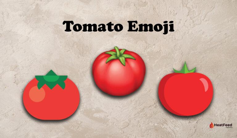 🍅Tomato Emoji
