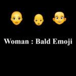 Women Blade emoji