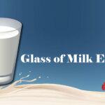 glass of milk emoji