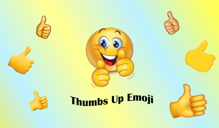 👍Thumbs Up Emoji