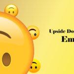 Upside-Down Face Emoji