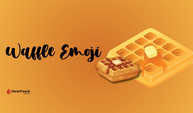 🧇 Waffle Emoji