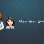 Woman Health Worker Emoji