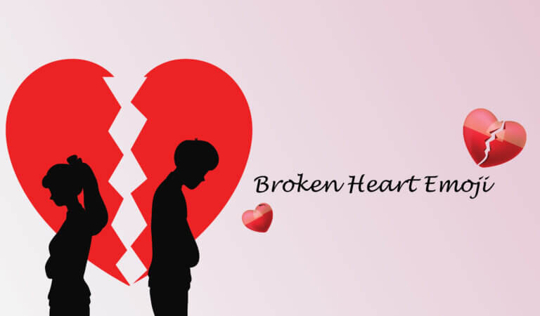 💔 Broken Heart Emoji