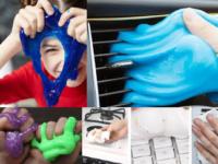 Uso/aplicação de slime