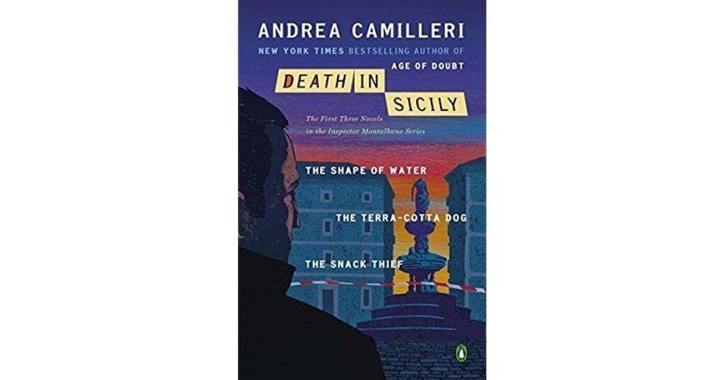 """Death in Sicily"" by Andrea Camilleri"