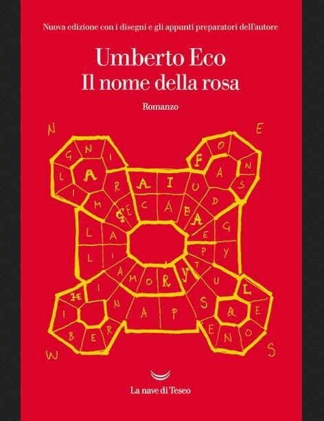 """""""The Name of the Rose"""" by Umberto Eco"""