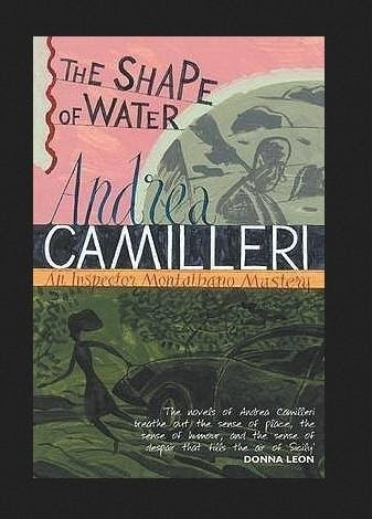 """""""The Shape of Water"""" by Andrea Camilleri"""