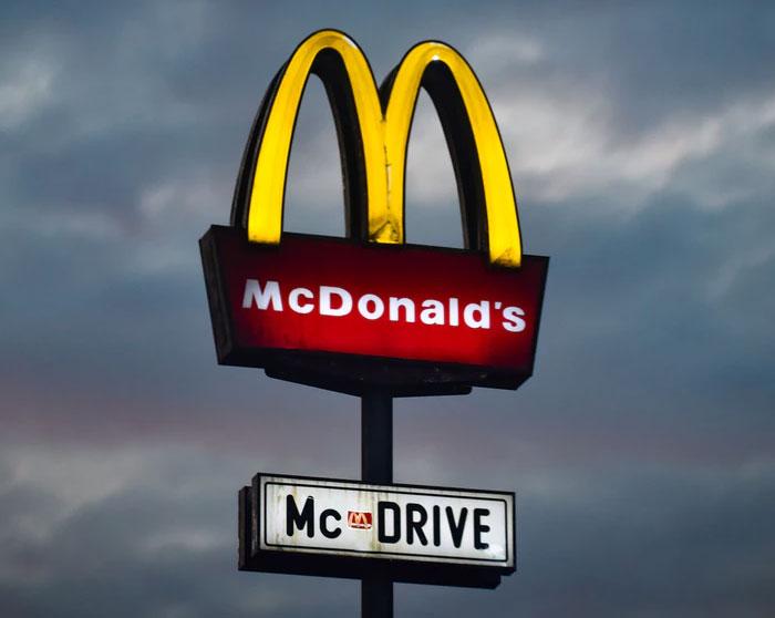 McDonald save our life