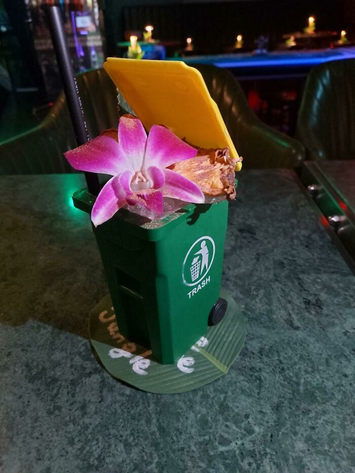 Trashy Drink