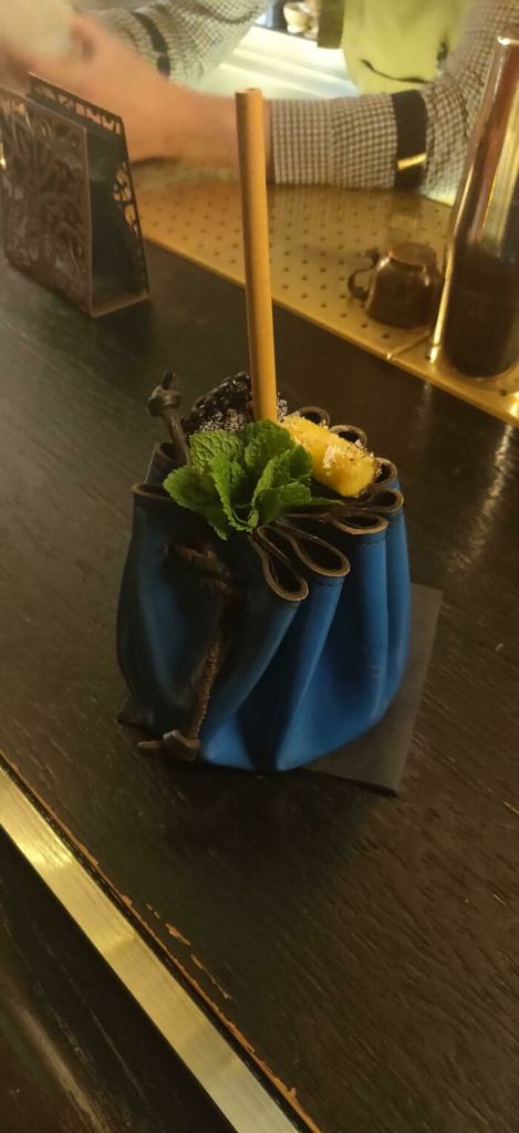 Cocktail In A Pouch