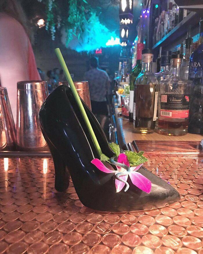 high heel high class heels cocktail in high heals