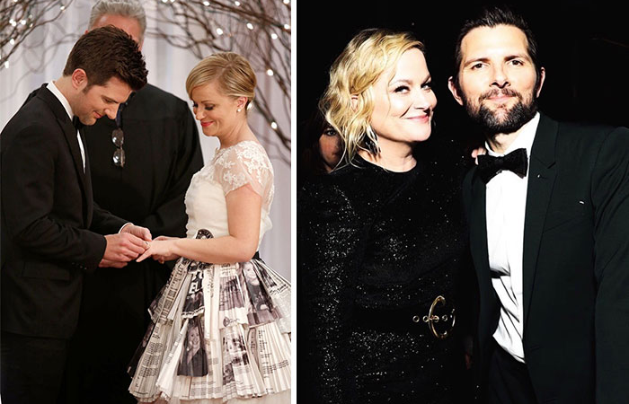 30 Comparisons Of Legendary Couples From The Silver Screen And How Their Actors Glimpse Now
