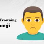 Man Frowning emoji