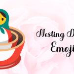 Nesting Dolls Emoji