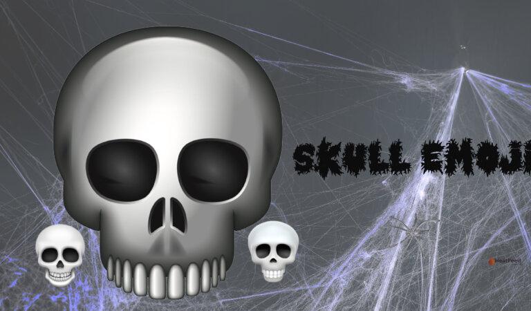 💀 Skull Emoji