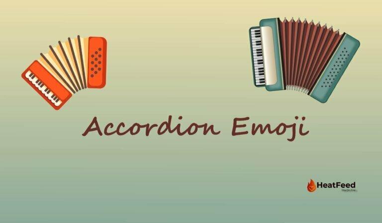  Accordion Emoji