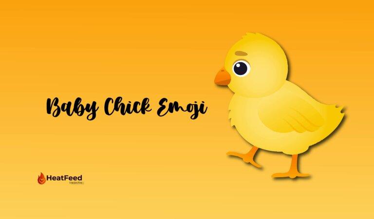 🐤 Baby Chick Emoji
