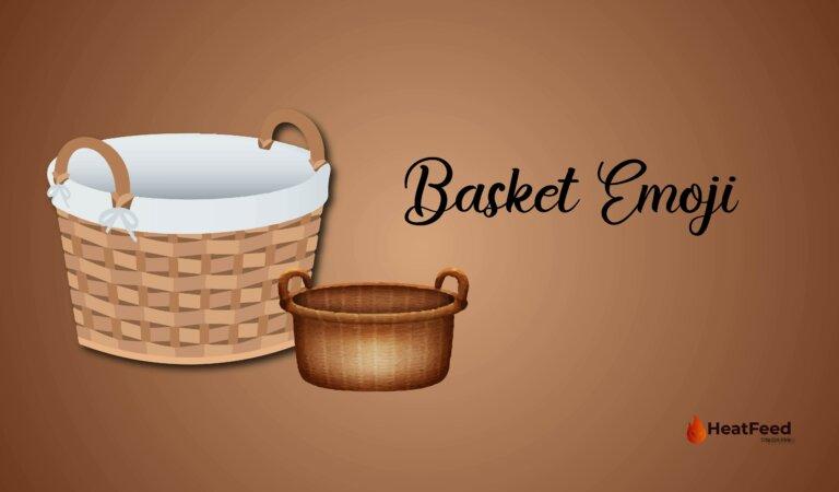 🧺 Basket Emoji