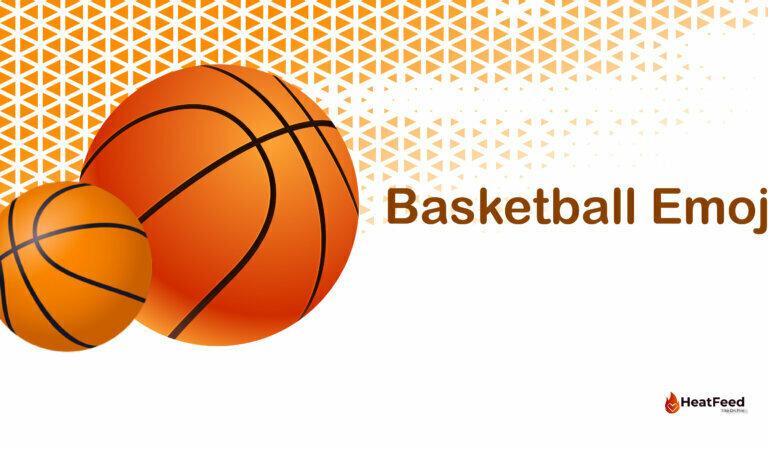 🏀 Basketball Emoji