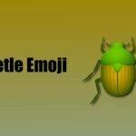 beetle emoji