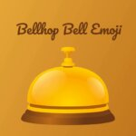bellhop bell emoji