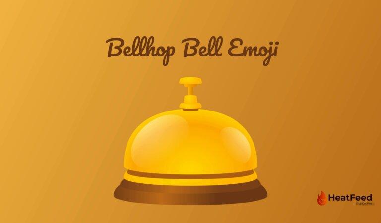 🛎️Bellhop Bell Emoji