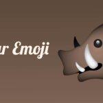 boar emoji