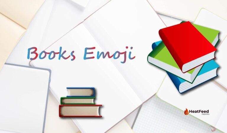 📚 Books  Emoji