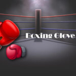Boxing glove emoji