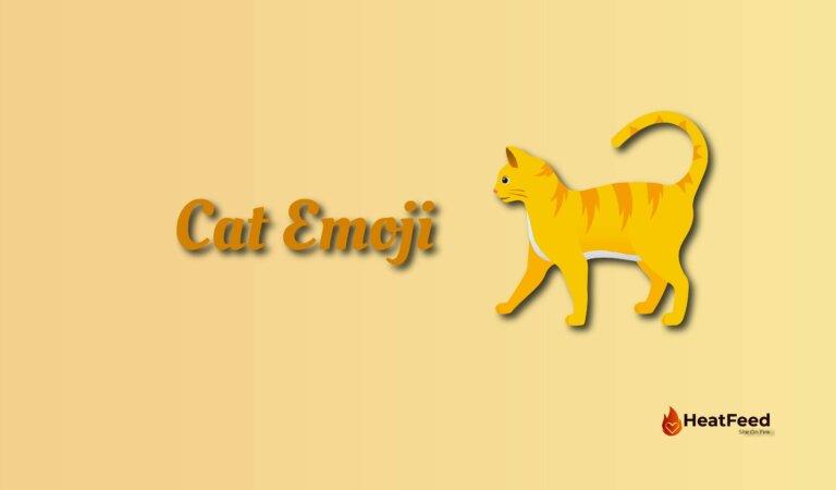 🐈 Cat Emoji