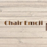 chair emoji