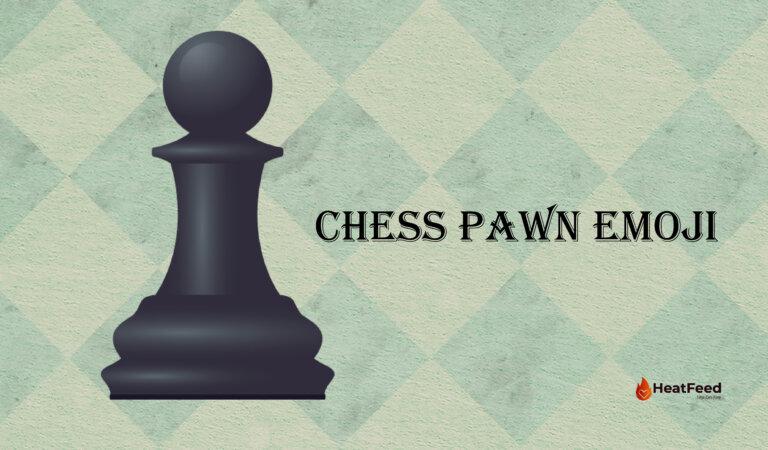 ♟️ Chess Pawn Emoji