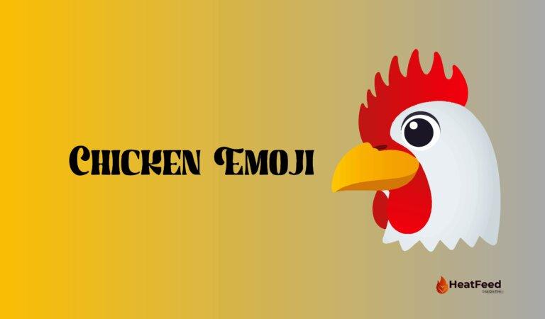 🐔Chicken  Emoji