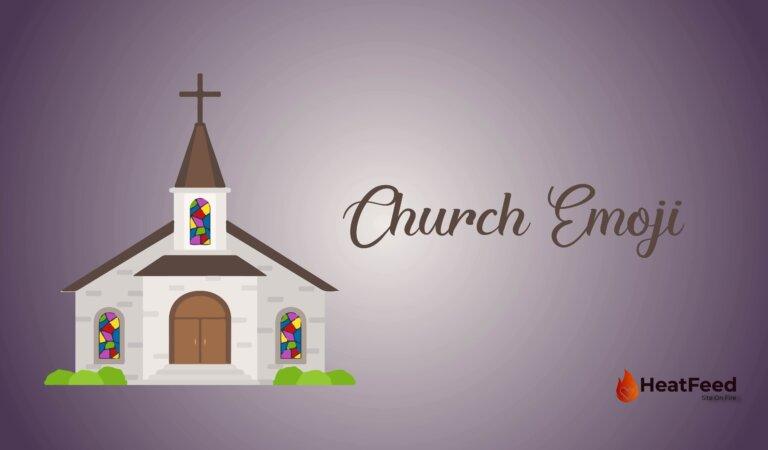 ⛪ Church Emoji