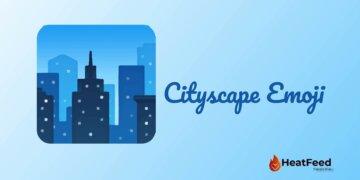 Cityscape emoji