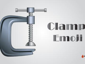 clamp emoji