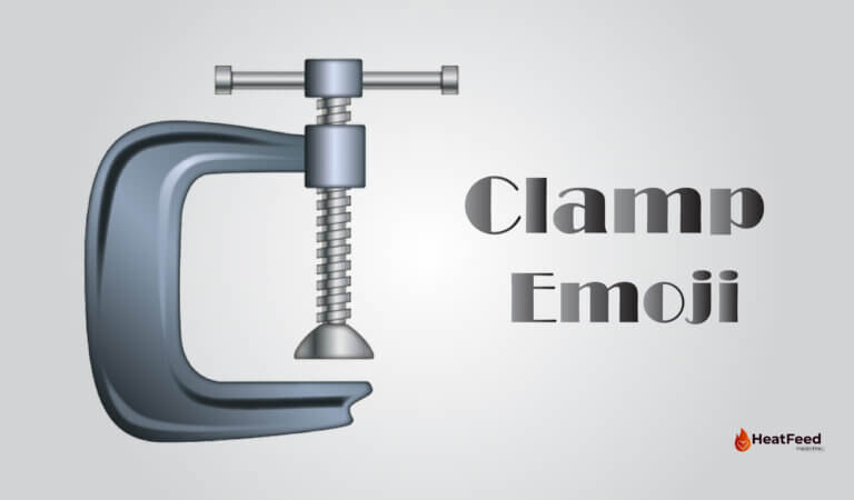 🗜️ Clamp Emoji