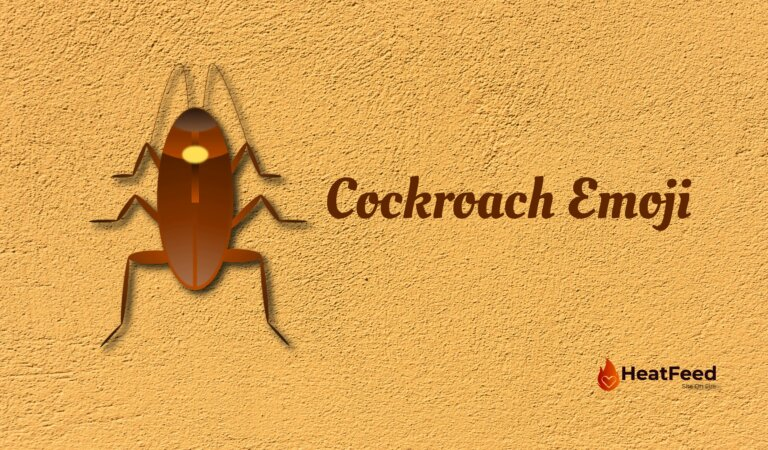  Cockroach Emoji