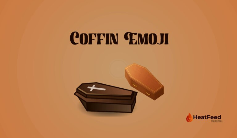 ⚰️ Coffin Emoji