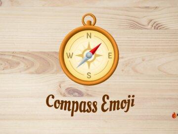 compass emoji