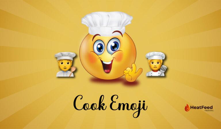 🧑🍳 Cook Emoji