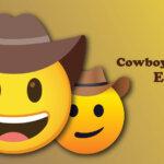 Cowboy Hat Face Emoji