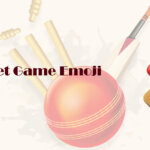 cricket game emoji