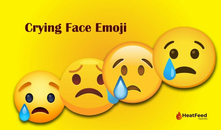 😢 Crying Face Emoji