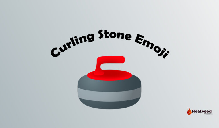 🥌 Curling Stone Emoji